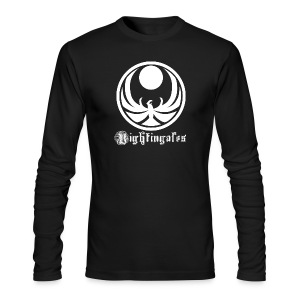 Nightingales - White - Men's Long Sleeve T-Shirt by Next Level