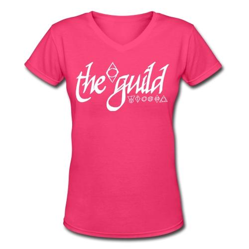 The Guild - Women's V-Neck T-Shirt