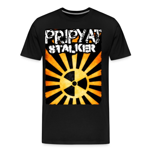 Pripyat Stalker - Men's Premium T-Shirt