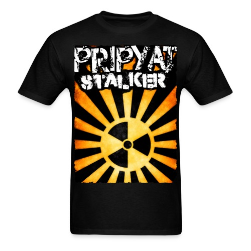 Pripyat Stalker - Men's T-Shirt