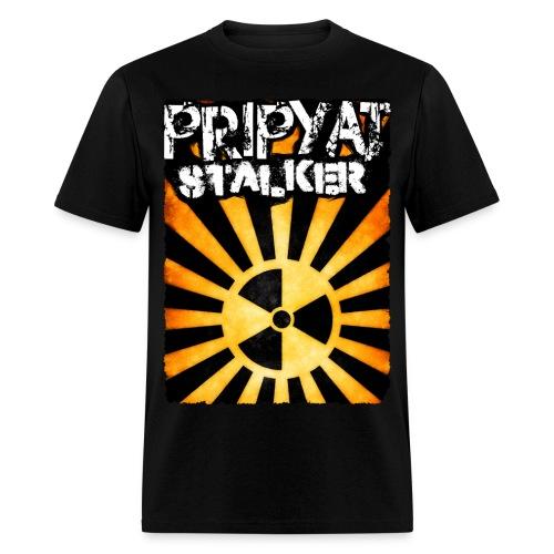 Pripyat Stalker - Men's T-Shirt