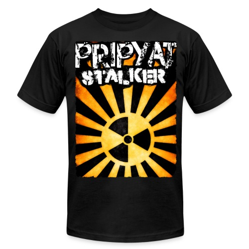 Pripyat Stalker - Men's Fine Jersey T-Shirt