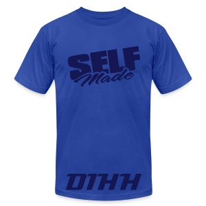 Self Made - Men's T-Shirt by American Apparel