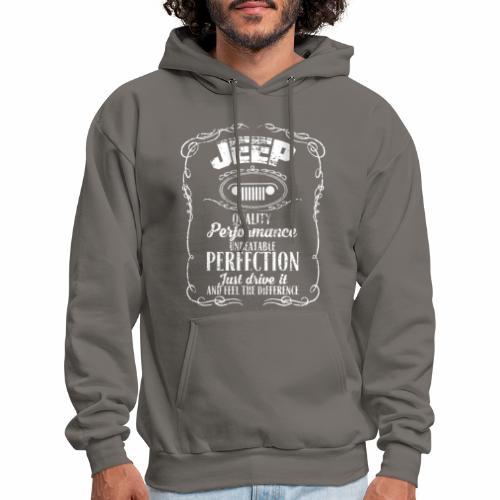 CCU Jeep Perfection Hoodie - Men's Hoodie