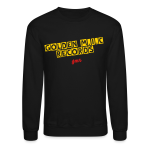 GOLDEN M.I.C RECORDS SWEATSHIRT - Crewneck Sweatshirt