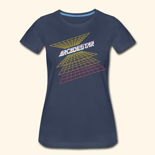 ArcadeStar - Women's Premium T-Shirt