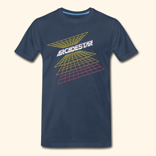 ArcadeStar - Men's Premium T-Shirt