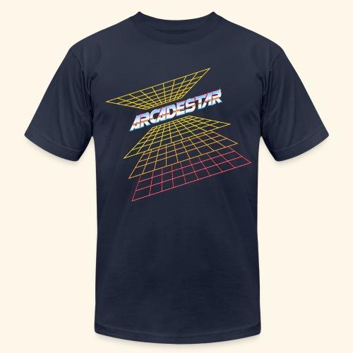 ArcadeStar - Men's Fine Jersey T-Shirt