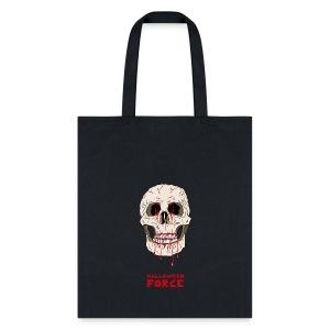 Halloween Bloody Skull  - Tote Bag
