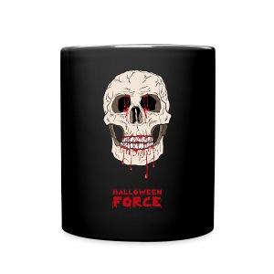 Halloween Bloody Skull  - Full Color Mug