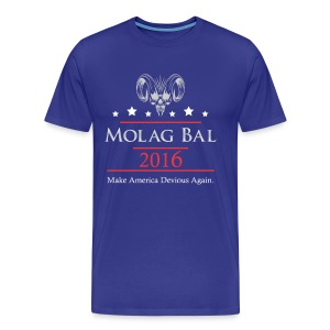 Molag Bal 2016 - Men's Premium T-Shirt