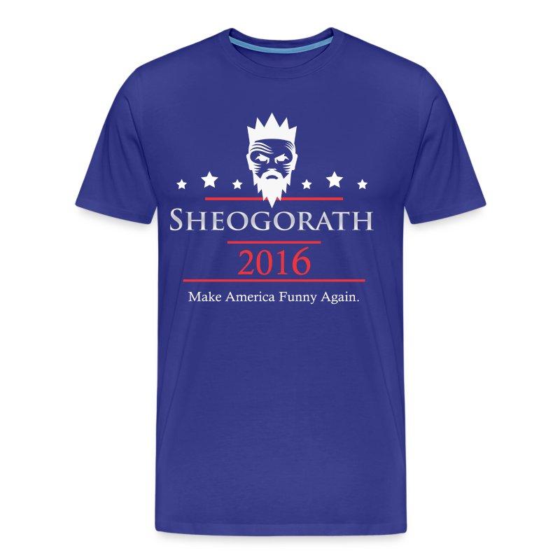 Sheogorath 2016 - Men's Premium T-Shirt