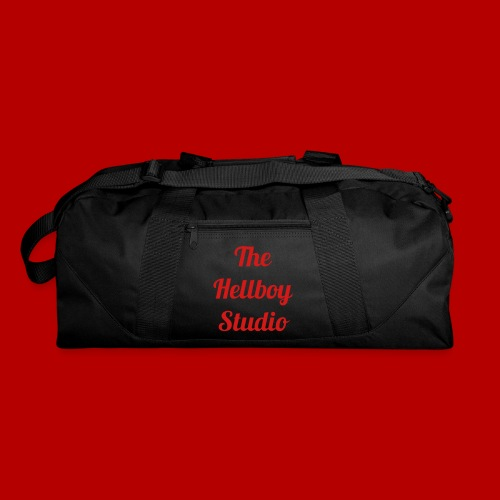 Duffle Bag for Gaming Equipment/ TheHellboyStudio - Duffel Bag