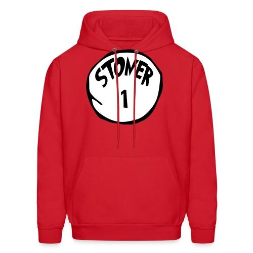 The Cat in the Hat: Stoner 1 Hoodie (U) - Men's Hoodie