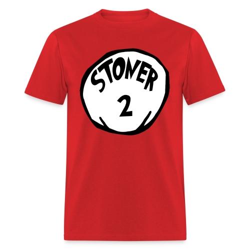 The Cat in the Hat: Stoner 2 T-Shirt (U) - Men's T-Shirt