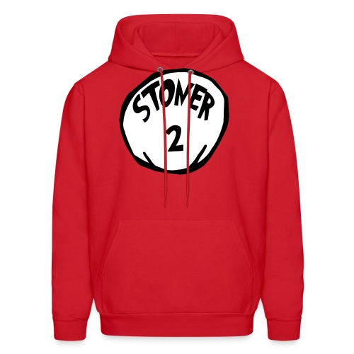 The Cat in the Hat: Stoner 2 Hoodie (U) - Men's Hoodie