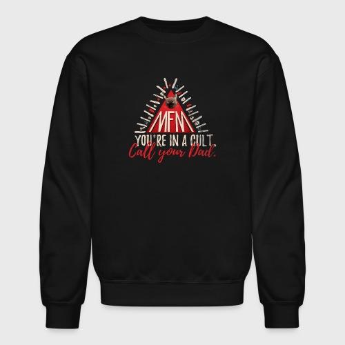 my favorite murder UNISEX CREW NECK SWEATSHIRT - Crewneck Sweatshirt