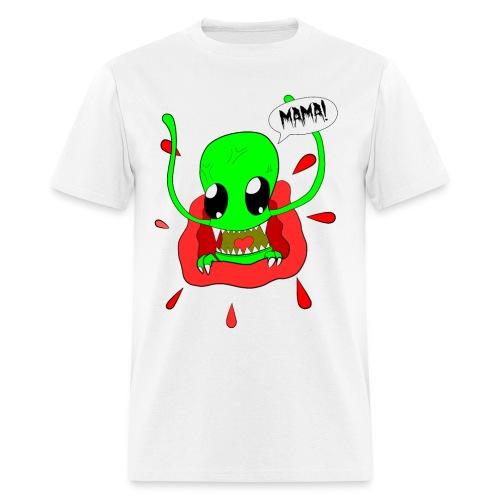 Alien-Mama - Men's T-Shirt