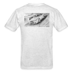 R32 Skyline Shirt (With Front Logo) - Men's T-Shirt