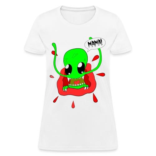 Alien-Mama - Women's T-Shirt