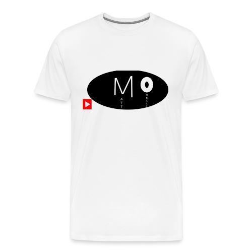 crazy clickbait t-shirt - Men's Premium T-Shirt