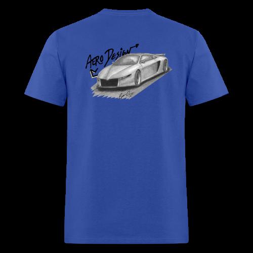 Aero Design 400MR Shirt (With Front Logo) - Men's T-Shirt
