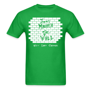 Jimmy Maurer - The Wall - GREEN - Men's T-Shirt