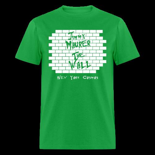 Jimmy Maurer - The Wall - GREEN - Men's T-Shirt