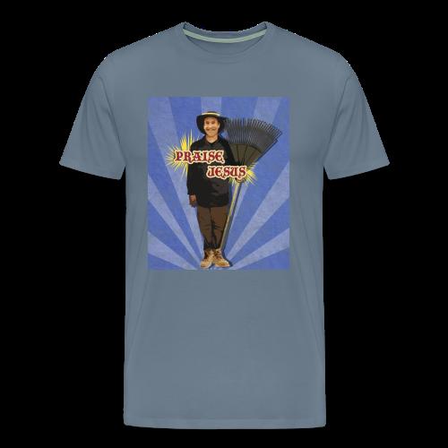 Praise Jesus - Men's Premium T-Shirt