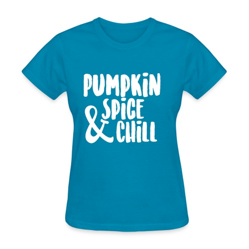 Pumpkin Spice - Women's T-Shirt