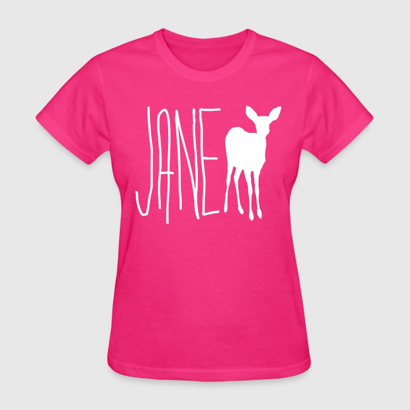 Jane Doe - Max (Life is Strange) Wht Ver. - Women's T-Shirt
