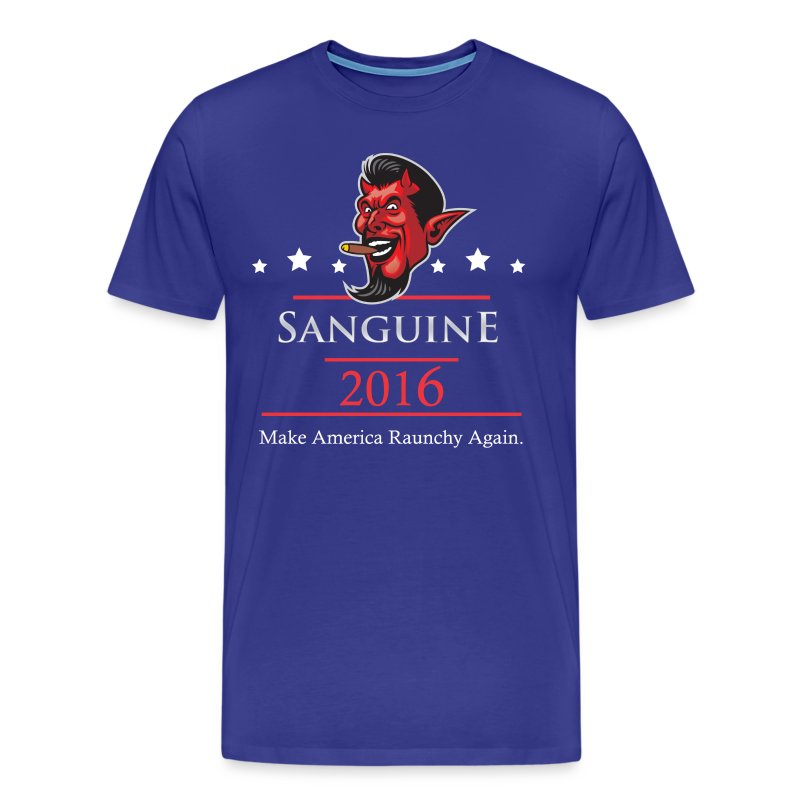 Sanguine 2016 - Men's Premium T-Shirt