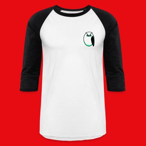 MNTY Owl Baseball Tee - Baseball T-Shirt