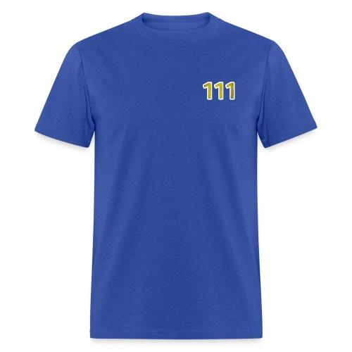 Fallout 4: Vault 111 T-Shirt - Men's T-Shirt
