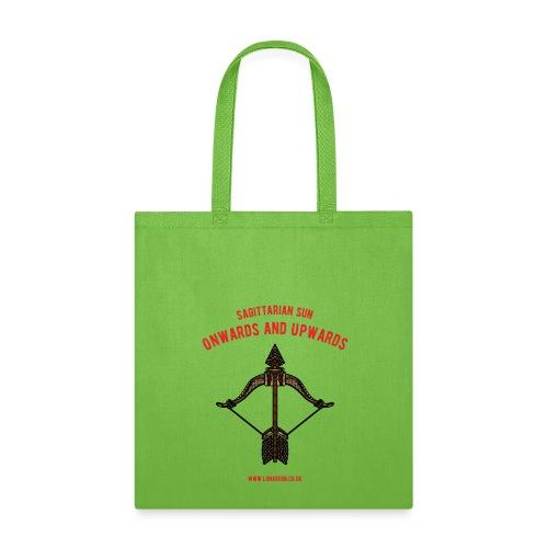 Sagittarius Sun Tote Bag - Tote Bag