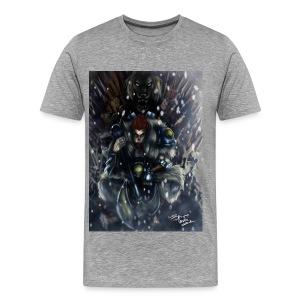 League of Legends - Darius T-Shirt - Men's Premium T-Shirt