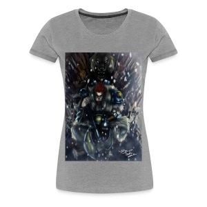 League of Legends - Darius T-Shirt - Women's Premium T-Shirt