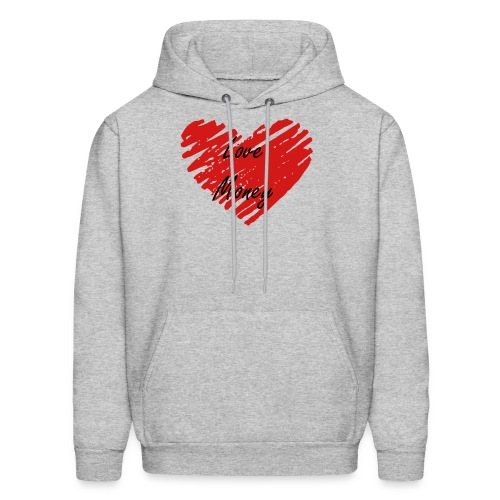 Love/Money 4 - Men's Hoodie
