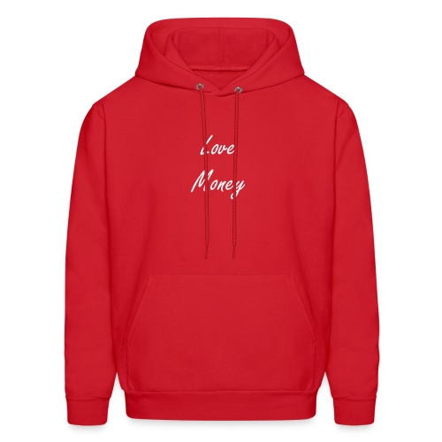 Love/Money 3 - Men's Hoodie