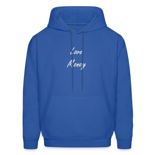 Love/Money - Men's Hoodie