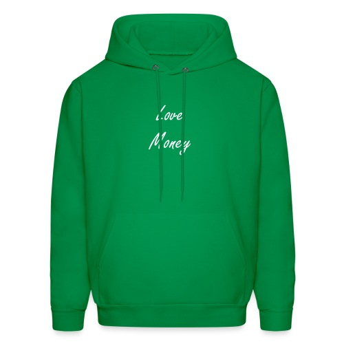 Love/Money 2 - Men's Hoodie