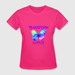 Transform Your Lupus T-Shirts - Women's T-Shirt
