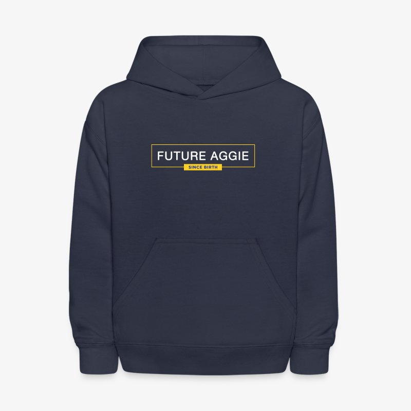 Kids Future Aggie Since Birth Hoodie - Kids' Hoodie
