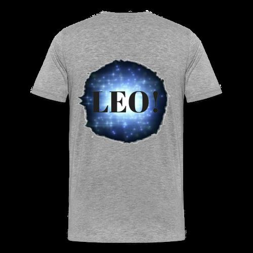 Leo Orbing T-Shirt (Men's) - Men's Premium T-Shirt