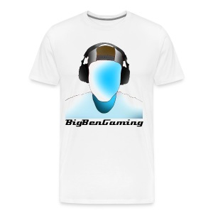 BigBenGaming (Official) T-Shirt - Men's Premium T-Shirt