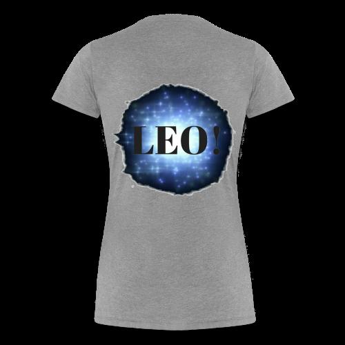 Leo Orbing T-Shirt (Women's) - Women's Premium T-Shirt