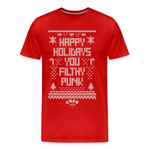 Filthy Punk - Men's Premium T-Shirt