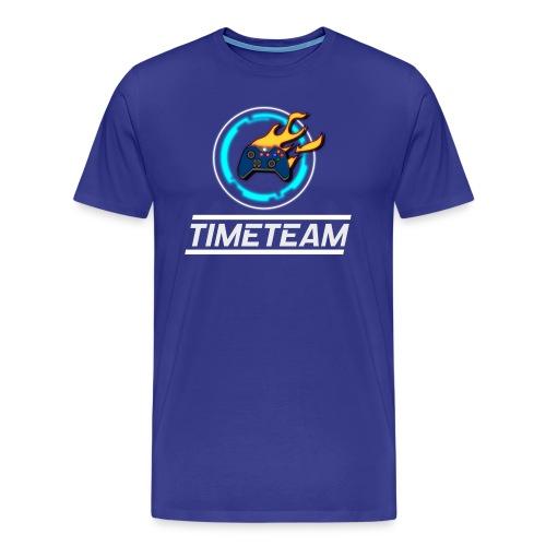 TimeTeam Logo Tee - Men's Premium T-Shirt