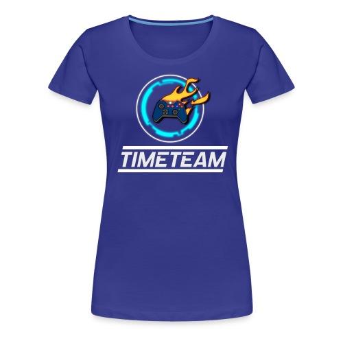 TimeTeam Logo Tee - Women's Premium T-Shirt