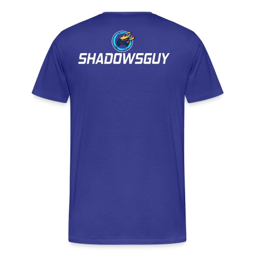 Crew Shirt (Shadowsguy) - Men's Premium T-Shirt